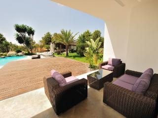 Villa  para 8 personas cerca de Cala Jondal