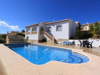 MJ000121 -WONDERFUL 3 BED VILLA IN BENITACHELL - NOW AVAILABLE WITH POOL HEATING