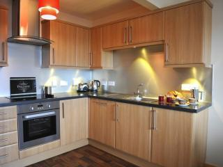Modern kitchen with all home comforts