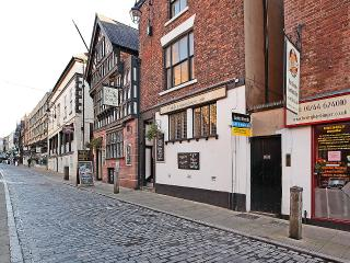 The City Centre Retreat, Chester