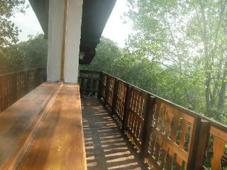 Balcone pioppo