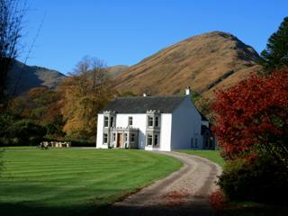 Kingairloch House, Ardgour