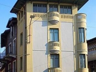Art Deco House on Po River, Torino