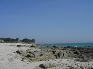 KERFRIANT - LOCTUDY, 50 M FROM THE BEACH