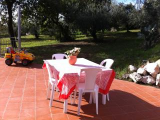 Nice cottage next to Formia with sea view