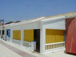 Típica casa del paseo marítimo, El Rompido