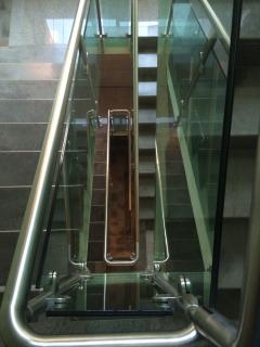 Le scale...