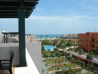 Apartamento en la playa, Vera
