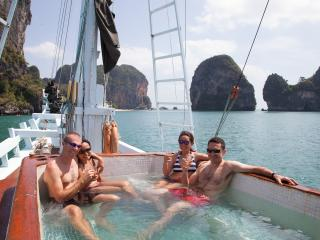 SpaBoat in Phuket, Chalong