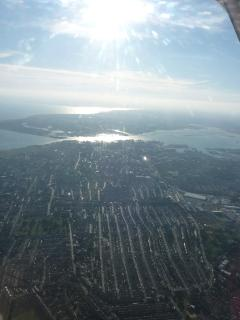 Southsea from above