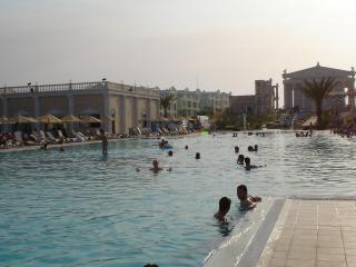 A visit to a top Bafra Resort for the day? Only 20 minutes drive away.