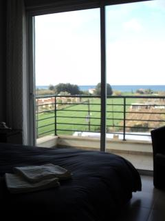 Great views from master bedroom