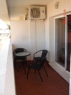 terraza salón  y dormitorio principal