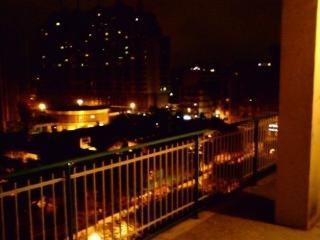 spaziosa terrazza panoramica