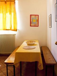 cucina -soggiorno