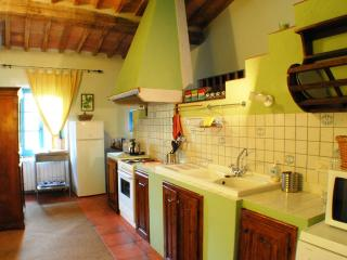 Kitchen - connected to lounge