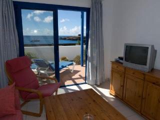 Duplex 1 dormitorio frente al mar Playa Blanca