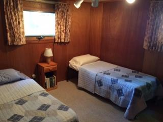2nd Bedroom in main cottage