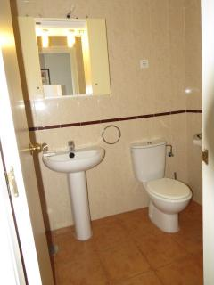cuarto de baño pasillo
