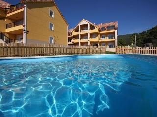 Apt terraza, piscina y jardin Sol y Mar 3