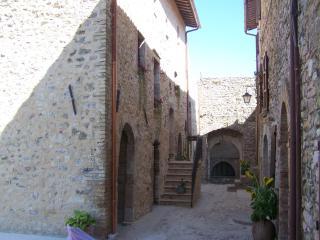 Il Castello di Perchia