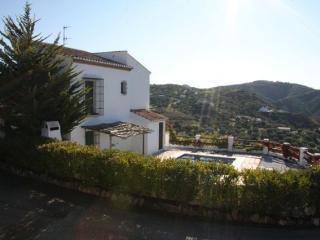 Casas de Cantoblanco 1 (Viñuela), Vinuela