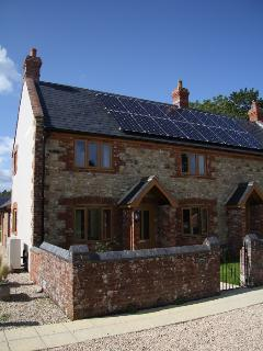 Jasmine Cottage exterior view