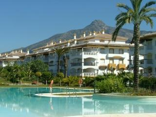 Apartment, Pool Complex and Tropical Gardens in Walking Distance of Puerto Banus