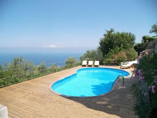 Villa in Island Of Capri, Amalfi Coast Campania, Italy, Anacapri