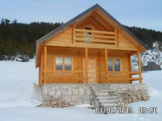 Log House, Durmitor National Park