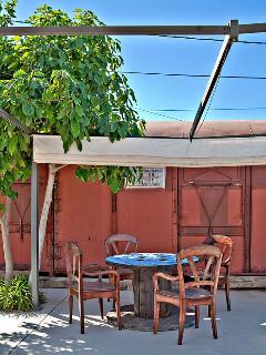 Terraza - Porche - zona comedor exterior