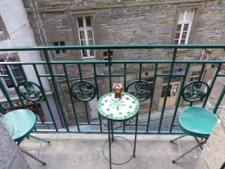 The Little Balcony, Saint-Malo