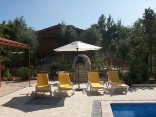 Sunbathing on Pool Terrace