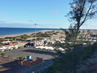 Two bedroom Penthouse with views to the beach
