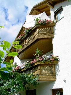 Apartamento Balcón  4 - 6 personas en Imst Tirol