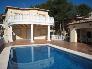 Villa Zaccori Heated Pool, Moraira