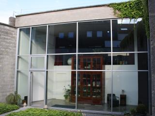 Design house with garden and private garage, Gent