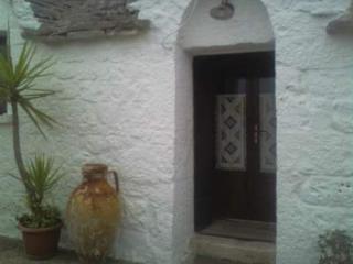 Porta ingresso primo trullo (ingresso principale dei trulli)