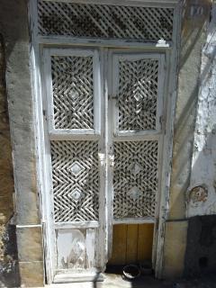 Tavira: old front door