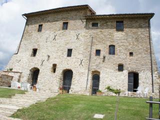 Historic Private Castle Gubbio