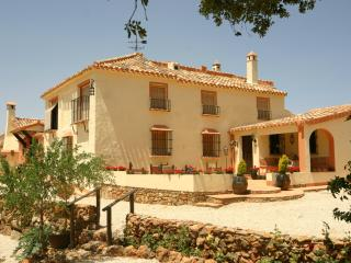 The rental farm, Cortijo la Serena