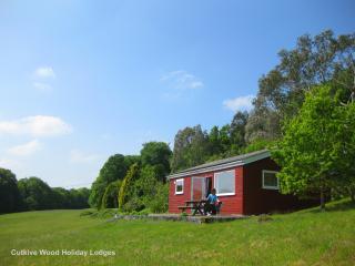 'Oak Lodge' at Cutkive Wood, Liskeard