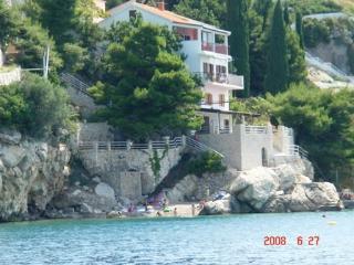 Beach villa near Split