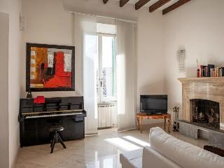 living room - piano