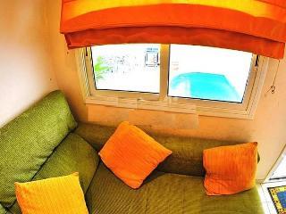 Apartamento Piscina particular, Badalona