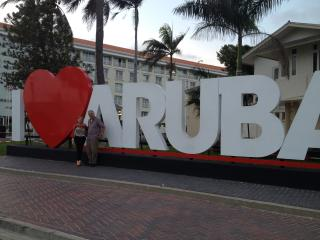 Palma Real Aruba