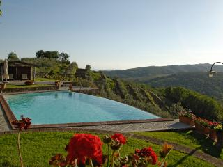Farmhouse near Siena, private pool, brilliant views