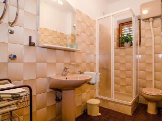 bathroom two bedroom apartment