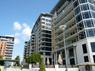 Central Apartment Edge of Zone 1 - Luxury Imperial Wharf Apartment Complex