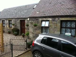 Car parking adjacent to the cottage or in driveway